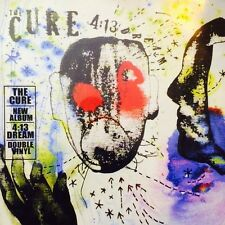 33T X 2  Vinyl  The Cure 4.13 Dream Sceller EX Made USA