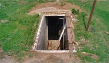 How to Build Underground Shelter Above Ground Bunker Survive Tornado Prepper DVD
