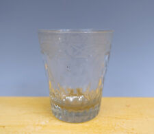 Antique Small Dutch/English Beaker-Glass Floral 18TH C.