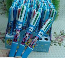 48 X multicolo graffiti Disney mickey children stationery Ballpoint pen 4 color
