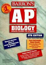 Ap Biology: Advanced Placement Test in Biology (5th ed)