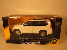 TOYOTA LAND CRUISER PRADO1:24 CARARAMA. NEW IN BOX.