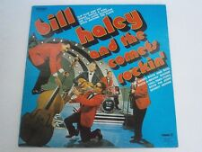 BILL HALEY and the Comets - ROCKIN' - LP