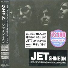 Shine On, Jet, New