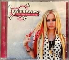 "Avril Lavigne - The Best Damn Thing (CD 2007) Features ""Girlfriend"""