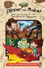 Gravity Falls Dipper and Mabel and the Curse of the Time Pirates' Treasure! NEW