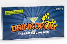 DRINKOPOLY: THE BLURRIEST BEST SELLING DRINKING GAME EVER! FREE SHIPPING!
