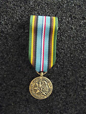 (a20-079) US Orden Armed Forces Expeditionary Medal miniatura Orden