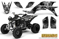 YAMAHA YFZ 450 03-13 ATV GRAPHICS KIT DECALS STICKERS CREATORX INFERNO S