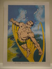 JOHN BYRNE FRENCH PRINT NAMOR THE SUBMARINER OOP RARE
