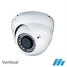 White 700 TVL 1/3 Sony Effio-e CCD Waterproof Outdoor Night Vision Dome CCTV