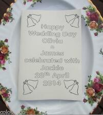 Personalised Wedding Activity / Puzzle Book (A5 size)  Gift Present Favour Child