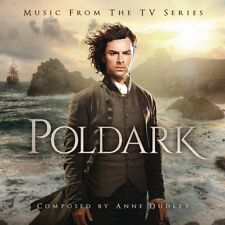 POLDARK Music From The TV Series CD BRAND NEW Soundtrack Anne Dudley