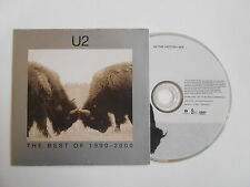"U2 : THE BEST OF 1990 - 2000 ""THE HISTORY MIX"" [ DVD PROMO SINGLE ] PORT GRATUIT"