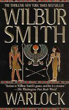 Warlock by Wilbur Smith (2008)  PB