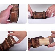 Magic Holzbox Schatzkiste Schatz Box Kiste Schatztruhe Truhe Geldtruhe aus Holz