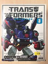 Takara Transformers Collection #3 Skids MISB Sealed New Canada I have lots of TF