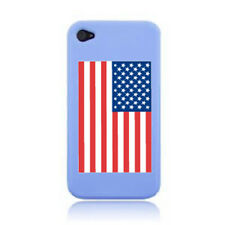 UNITED STATES AMERICA / USA FLAG iPHONE CASE COVER STICKER FITS ON 3G, 4S AND 5