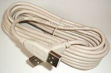 USB 2.0 Kabel 5m Anschlusskabel Verbindungskabel AST AST A Stecker A Stecker