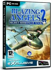 BLAZING ANGELS 2 II SECRET MISSIONS (EXCLUSIVE) PC *NEW & SEALED