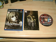 SILENT HILL 3 ......SONY PS2 PLAYSTATION 2 GAME