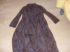 Superbe robe L les filles d'ailleurs dress kleid aubergine 38 40