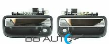 1995-2004 TOYOTA TACOMA FRONT OUTER EXTERIOR CHROME DOOR HANDLE PAIR (2) NEW