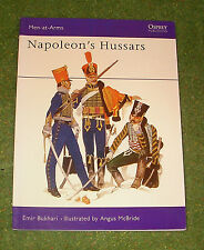 OSPREY MILITARY MEN AT ARMS 76 NAPOLEON'S HUSSARS