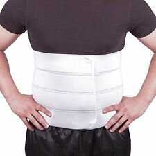 "Plus Size Bariatric Abdominal Binder For Men & Women, 2XL 46-62"" by BraceAbility"