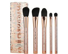 Authentic Sephora Collection Rose Gold BE SPOTTED Brush Set Canister Vessel BNIP