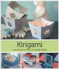 Kirigami: Pop Up Cards and Motifs to Cut Out, Huu An, Ho, New Books