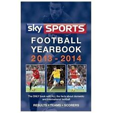 Sky Sports Football Yearbook 2013-2014 (2013, Paperback)