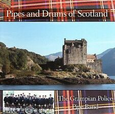 Grampian Police Pipe Band-Pipes And Drums Of Scotland: G CD NEW