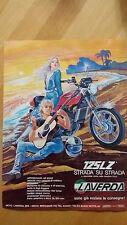 Pubblicità Advertising LAVERDA 125 LZ  anno 1978