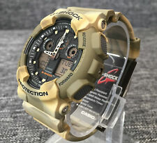 CASIO G SHOCK GA-100MM-5AER CAMOUFLAGE EDITION XLARGE ANALOGUE&DIGITAL BRAND NEW