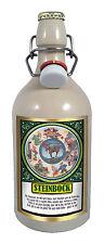 Sternzeichen Steinbock 0,5 Liter Tonflasche Bier mit Bügelverschluss Geschenk