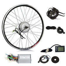 "350W Electric Bike Bicycle Front Hub motor DIY Conversion Kit 26"" Wheel 36V"