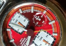 SEIKO ALBA AKA V657-6030 Quartz Men's Stainless Steel Chronograph JDM
