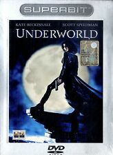 UNDERWORLD Kate Beckinsale Scott Speedman DVD FILM Superbit Digipack SEALED
