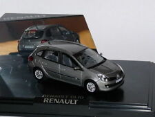 1/43 NOREV : Renault : Clio Estate break wagon gris