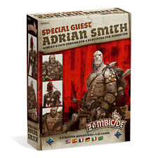 Zombicide: Black Plague Special Guest Box - Adrian Smith COL GUF015