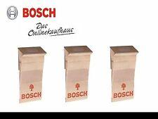 Bosch 3x Staubbeutel für PEX GEX PSS GSS PBS PSF GUF Maschinen