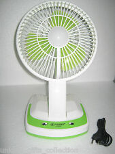 UNIQUE -JY SUPER 5590 EMERGENCY PORTABLE LIGHT + FAN - RECHARGEABLE FAN + LIGHT