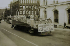 CAN019 - 1950 BRITISH COLUMBIA ELECTRIC RAILWAY - TRAM No123 PHOTO - CANADA