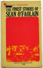 """THE FINEST STORIES OF SEAN O'FAOLAIN"" Sean O'Faolain, 1965, G+"
