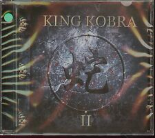 King Kobra II CD new Paul Shortino Rough Cutt