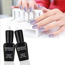 10ML Temperature Change Colors Soak Off Nail Lacquer UV LED Polish Gel New