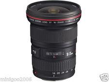 NEW CANON EF16-35mm F2.8L II USM (EF 16-35mm F2.8 II USM) Wide Zoom Lens*Offer