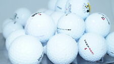 Wilson Golfball 1er Mixed Bälle lake ball weiss one piece training tour practise