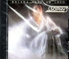 SOPHY - BALADA PARA UN LOCO - CD ORIGINAL